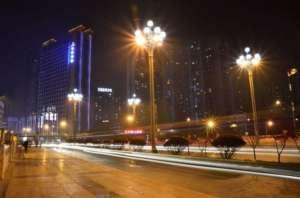 改善环境更换路灯 南昌空间品质提升昌邑